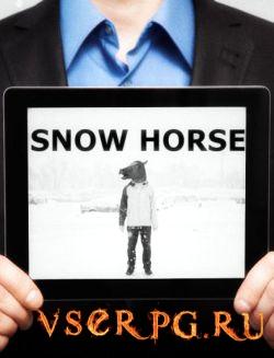 Постер игры Snow Horse / Снежная лошадь