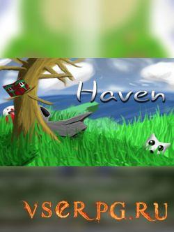 Постер игры Haven (2016)