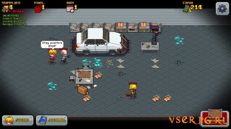Infectonator Survivors screen 3