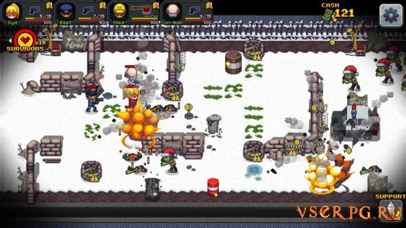 Infectonator Survivors screen 1