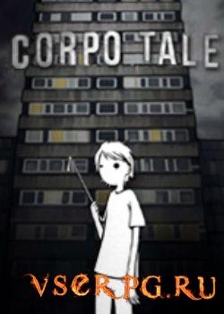 Постер игры Corpo Tale