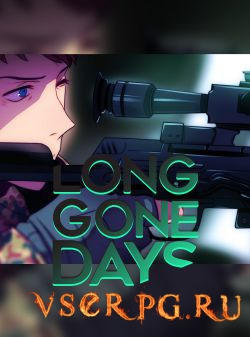 Постер игры Long Gone Days