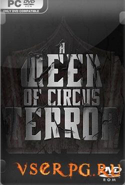 Постер игры A Week of Circus Terror