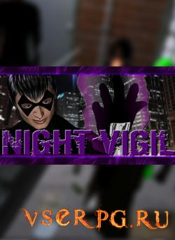 Постер игры Night Vigil