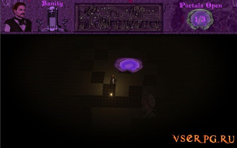 Arkham Nightmares screen 3