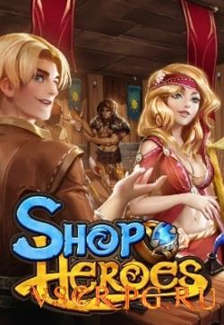 Постер игры Shop Heroes