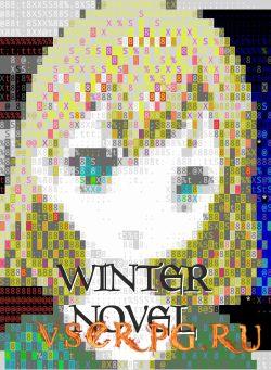 Постер игры Winter Novel