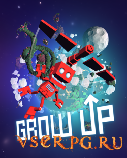 Постер игры Grow Up (2016)
