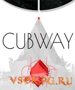 Постер игры Cubway