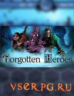 Постер игры Forgotten Heroes