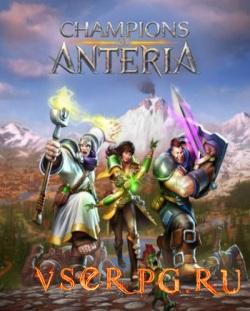 Постер игры Champions of Anteria