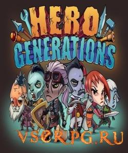 Постер игры Hero Generations: ReGen
