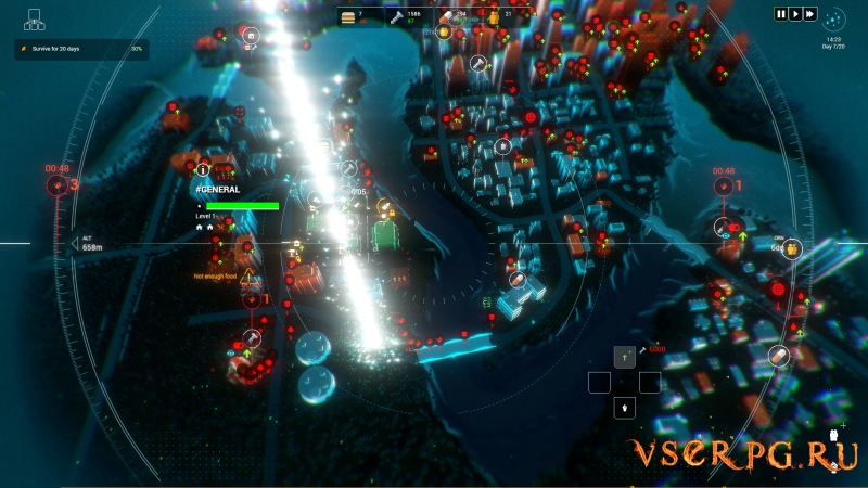 Zombie City Defense 2 screen 2
