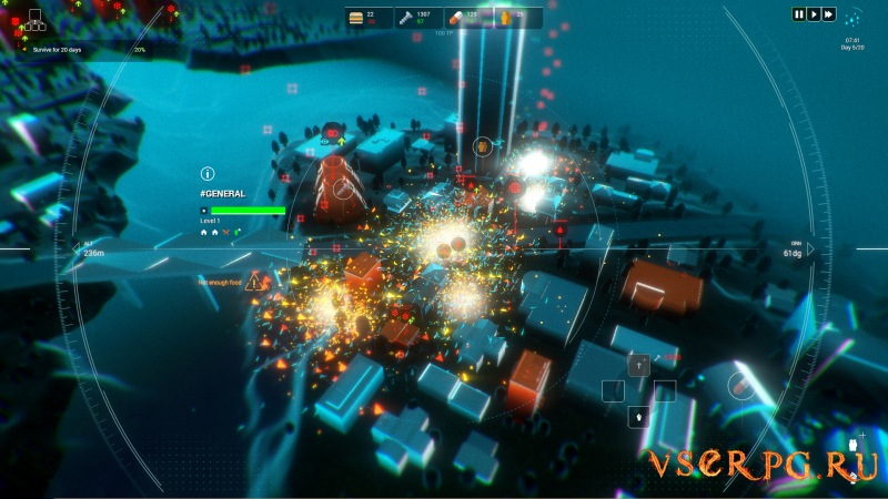 Zombie City Defense 2 screen 1