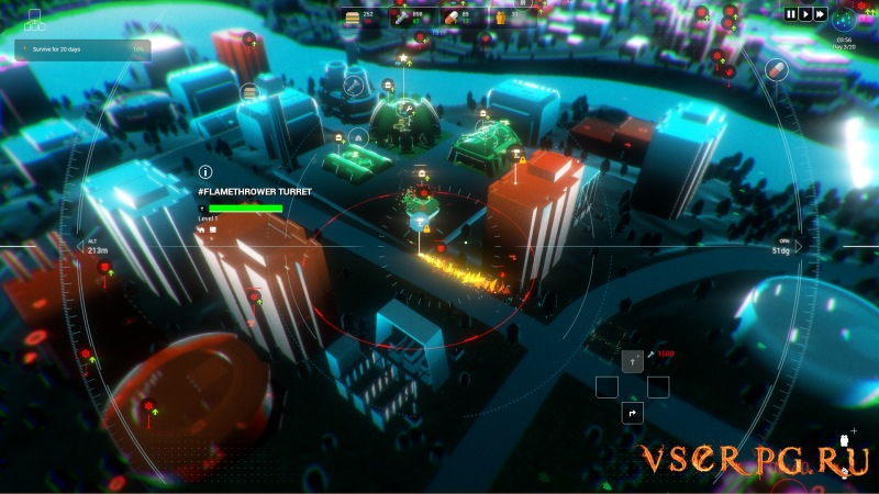 Zombie City Defense 2 screen 3