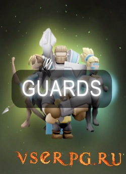 Постер игры Guards (2016)