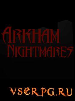 Постер игры Arkham Nightmares