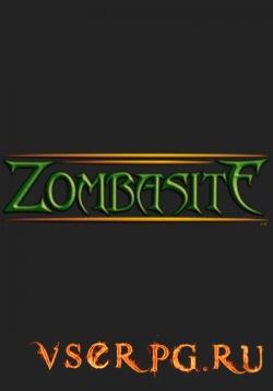 Постер игры Zombasite