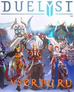 Постер игры Duelyst