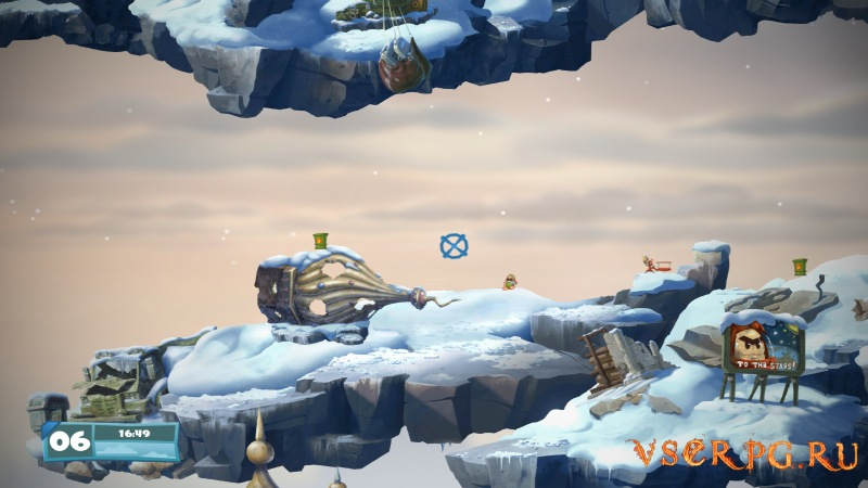 Worms W.M.D screen 3