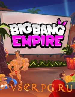 Постер игры Big Bang Empire