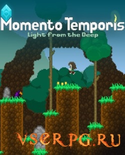 Постер игры Momento Temporis: Light from the Deep