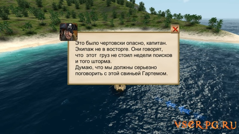 The Pirate: Caribbean Hunt screen 1