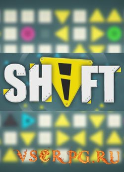 Постер игры Shift (2016)