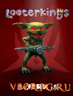 Постер игры Looterkings