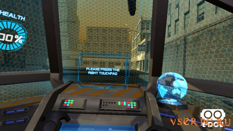 Tank Hero VR screen 2