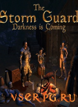 Постер игры The Storm Guard: Darkness is Coming