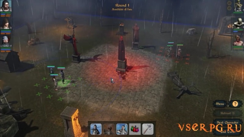 The Storm Guard: Darkness is Coming screen 1