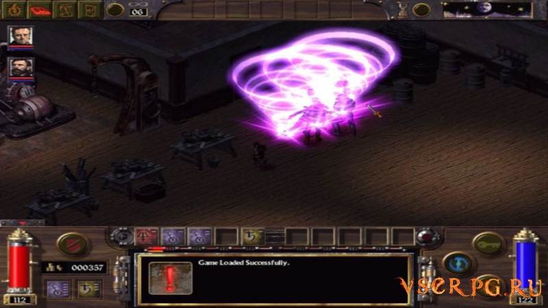 Arcanum: Of Steamworks and Magick Obscura screen 3