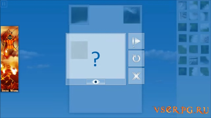Animated Puzzles screen 1