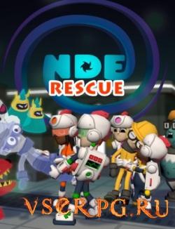 Постер игры NDE Rescue