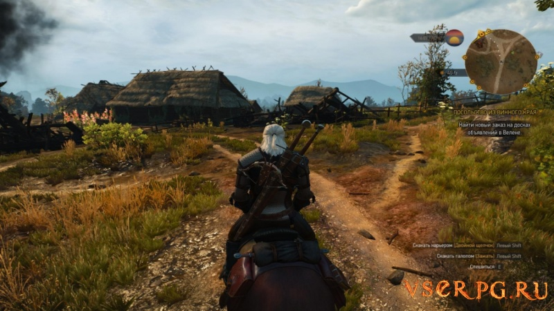 The Witcher 3: Wild Hunt Game of the Year Edition screen 3
