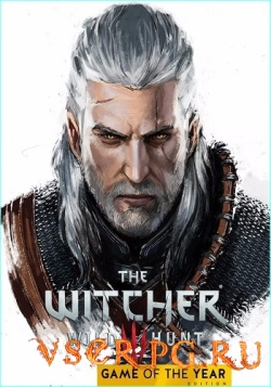 Постер The Witcher 3: Wild Hunt Game of the Year Edition