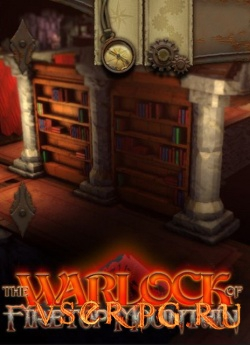 Постер игры The Warlock of Firetop Mountain (2016)