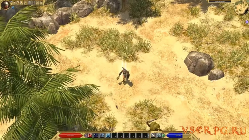 Titan Quest Anniversary Edition screen 1