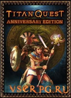 Постер игры Titan Quest Anniversary Edition