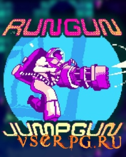 Постер игры RunGunJumpGun