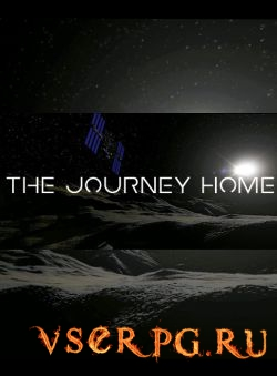 Постер игры The Journey Home (2016)