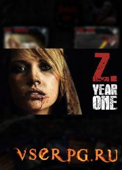 Постер игры Z Year One