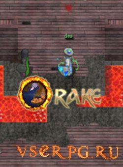 Постер игры Orake 2D MMORPG
