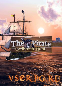 Постер игры The Pirate: Caribbean Hunt