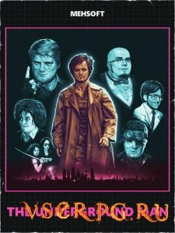 Постер игры The Underground Man