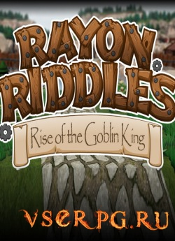 Постер игры Rayon Riddles - Rise of the Goblin King