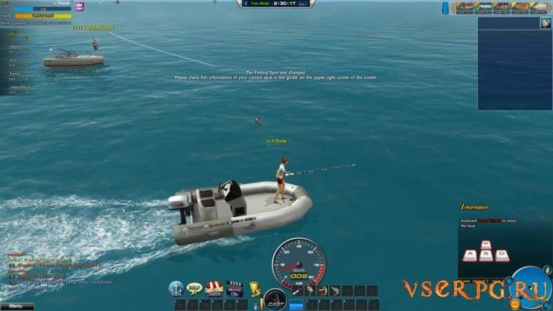 World of Fishing screen 2