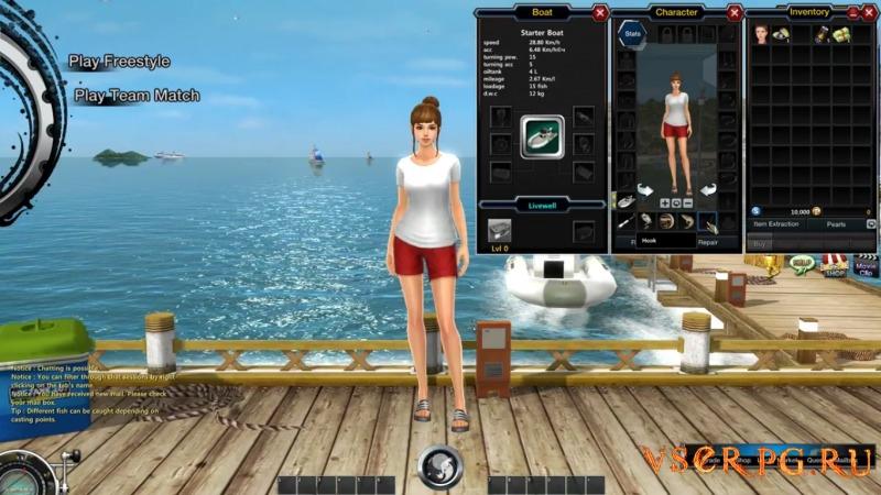 World of Fishing screen 3
