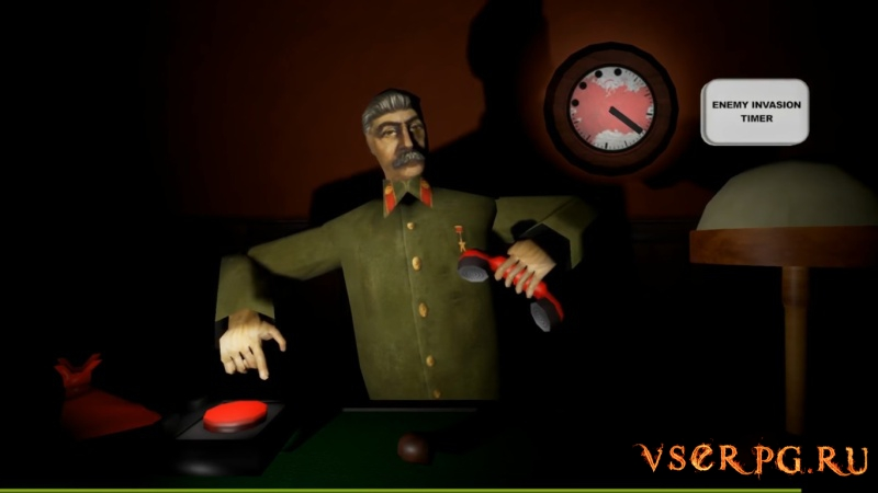 Calm Down Stalin screen 1